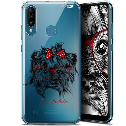 "Coque Gel Wiko View 3 (6.26"") Extra Fine Motif - Fashion Dog"