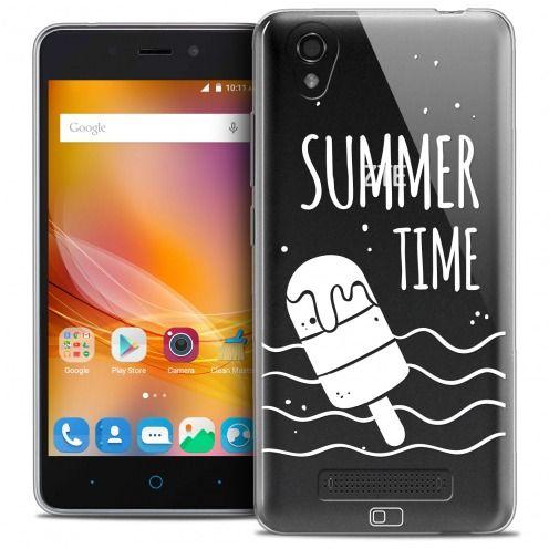 Coque Crystal Gel ZTE A452 Extra Fine Summer - Summer Time