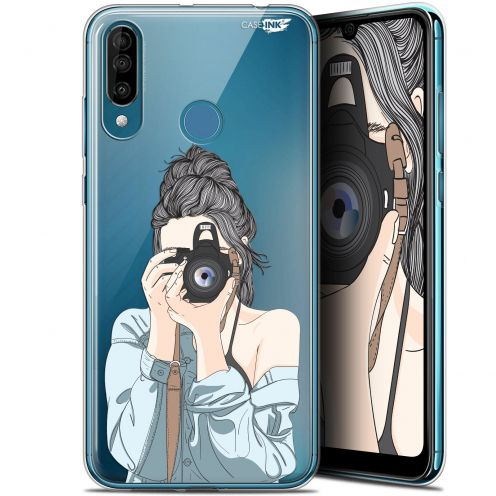 "Coque Gel Wiko View 3 (6.26"") Extra Fine Motif - La Photographe"