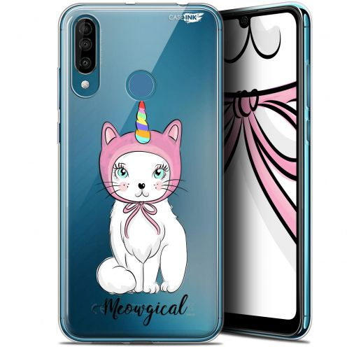 """Coque Gel Wiko View 3 (6.26"""") Extra Fine Motif -  Ce Chat Est MEOUgical"""