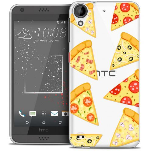 Coque Crystal Gel HTC Desire 530/630 Extra Fine Foodie - Pizza
