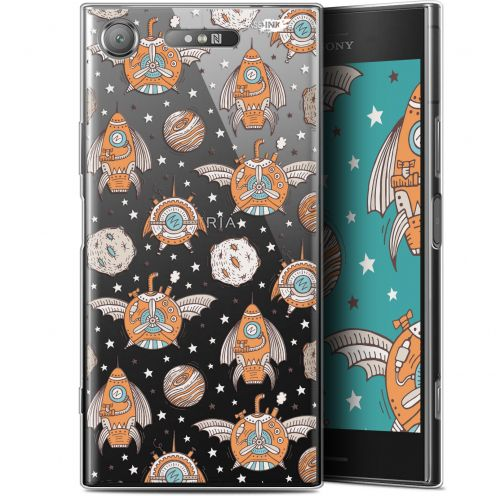 "Coque Gel Sony Xperia XZ1 (5.2"") Extra Fine Motif - Punk Space"