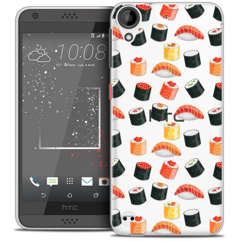 Coque Crystal Gel HTC Desire 530/630 Extra Fine Foodie - Sushi
