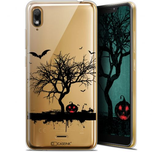 "Coque Gel Wiko View 2 GO (5.93"") Extra Fine Halloween - Devil's Tree"