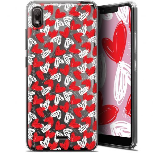 """Coque Gel Wiko View 2 GO (5.93"""") Extra Fine Love - With Love"""