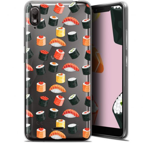 """Coque Gel Wiko View 2 GO (5.93"""") Extra Fine Foodie - Sushi"""