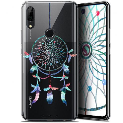 "Coque Gel Huawei P Smart Z (6.6"") Extra Fine Dreamy - Attrape Rêves Rainbow"