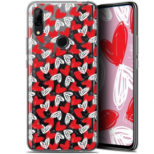 """Coque Gel Huawei P Smart Z (6.6"""") Extra Fine Love - With Love"""