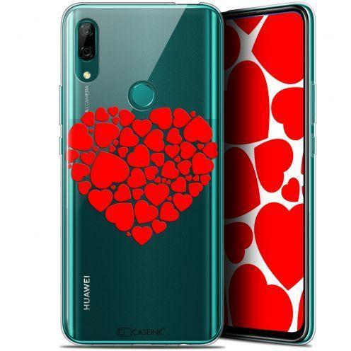 "Coque Gel Huawei P Smart Z (6.6"") Extra Fine Love - Coeur des Coeurs"