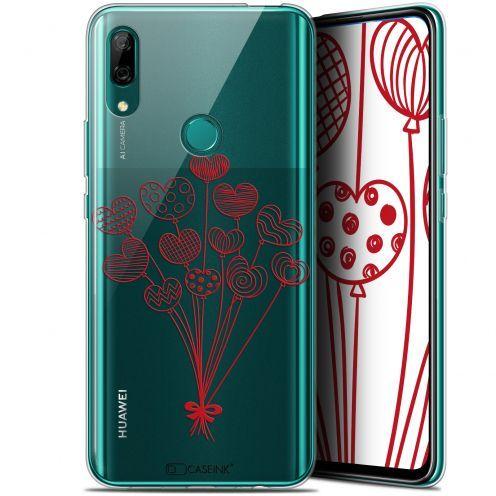 "Coque Gel Huawei P Smart Z (6.6"") Extra Fine Love - Ballons d'amour"