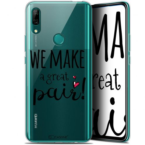 """Coque Gel Huawei P Smart Z (6.6"""") Extra Fine Love - We Make Great Pair"""