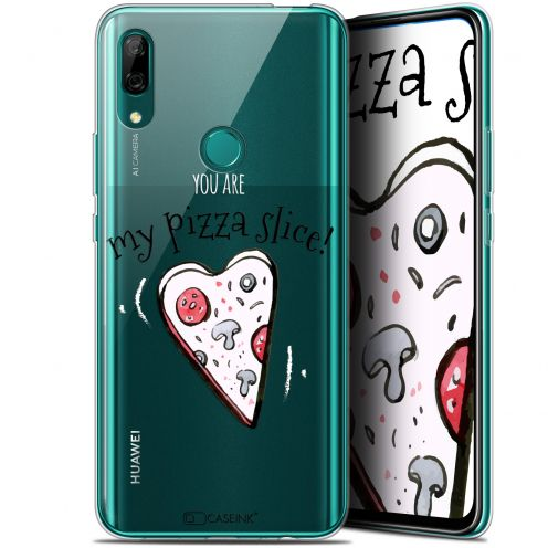 "Coque Gel Huawei P Smart Z (6.6"") Extra Fine Love - My Pizza Slice"