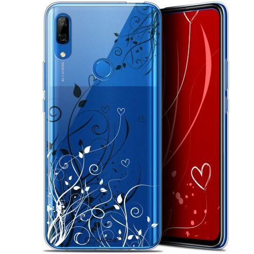 "Coque Gel Huawei P Smart Z (6.6"") Extra Fine Love - Hearts Flowers"