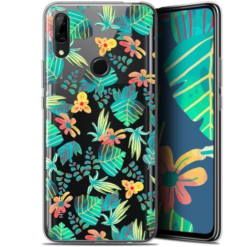 """Coque Gel Huawei P Smart Z (6.6"""") Extra Fine Spring - Tropical"""