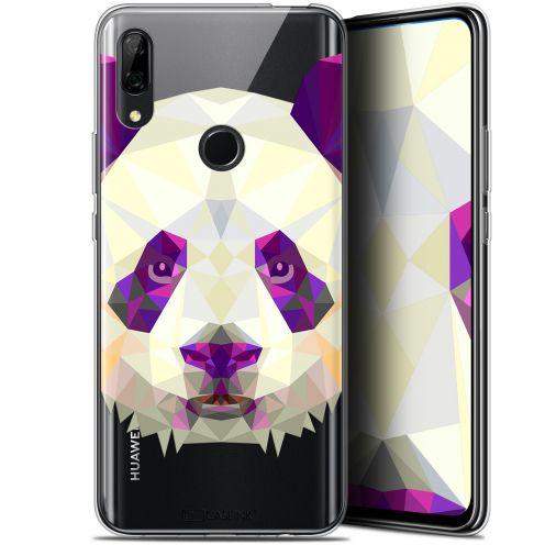 "Coque Gel Huawei P Smart Z (6.6"") Extra Fine Polygon Animals - Panda"