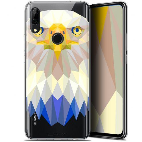 "Coque Gel Huawei P Smart Z (6.6"") Extra Fine Polygon Animals - Aigle"