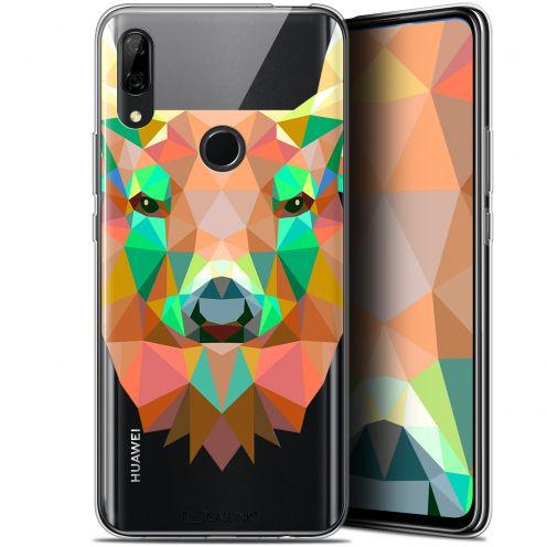 "Coque Gel Huawei P Smart Z (6.6"") Extra Fine Polygon Animals - Cerf"
