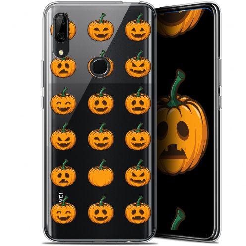 "Coque Gel Huawei P Smart Z (6.6"") Extra Fine Halloween - Smiley Citrouille"