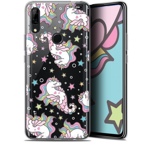 """Coque Gel Huawei P Smart Z (6.6"""") Extra Fine Motif - Licorne Dormante"""