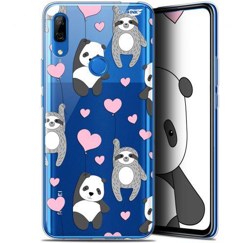 """Coque Gel Huawei P Smart Z (6.6"""") Extra Fine Motif - Panda'mour"""