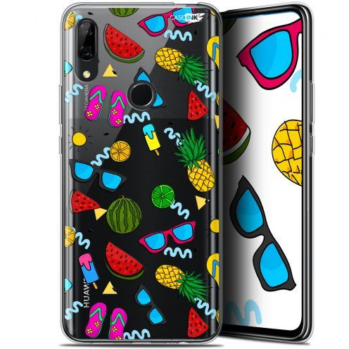 "Coque Gel Huawei P Smart Z (6.6"") Extra Fine Motif - Summers"