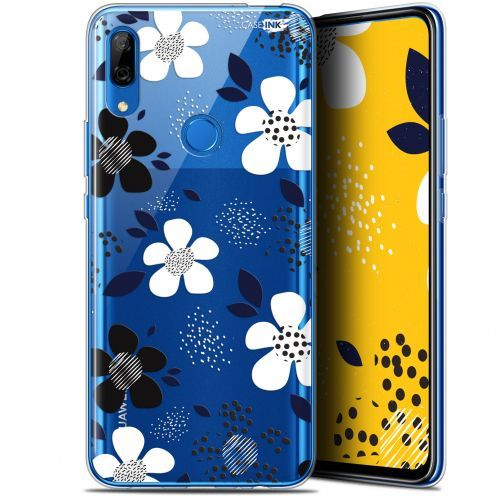 "Coque Gel Huawei P Smart Z (6.6"") Extra Fine Motif - Marimeko Style"