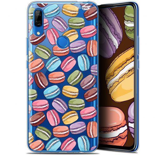 """Coque Gel Huawei P Smart Z (6.6"""") Extra Fine Motif - Macarons"""