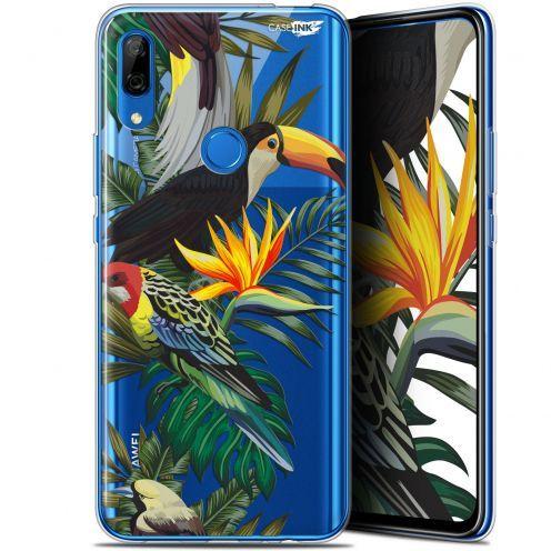 """Coque Gel Huawei P Smart Z (6.6"""") Extra Fine Motif - Toucan Tropical"""