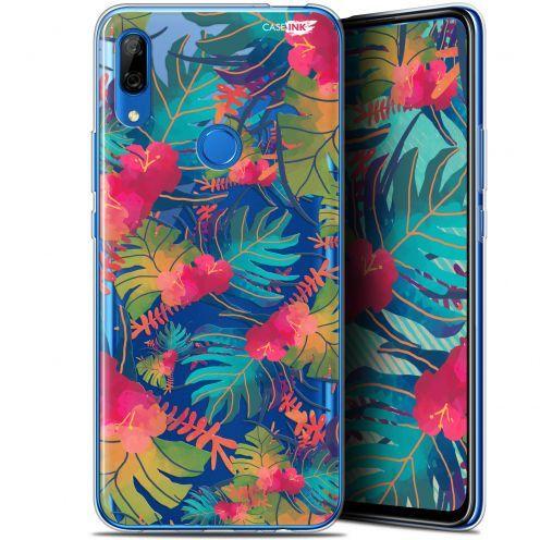 """Coque Gel Huawei P Smart Z (6.6"""") Extra Fine Motif - Couleurs des Tropiques"""