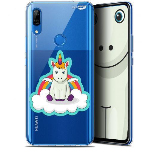 """Coque Gel Huawei P Smart Z (6.6"""") Extra Fine Motif - Bébé Licorne"""