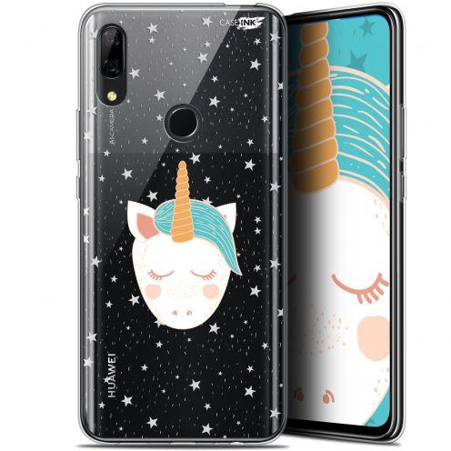 """Coque Gel Huawei P Smart Z (6.6"""") Extra Fine Motif - Licorne Dors"""