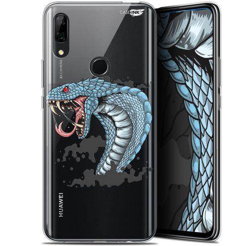 """Coque Gel Huawei P Smart Z (6.6"""") Extra Fine Motif - Cobra Draw"""