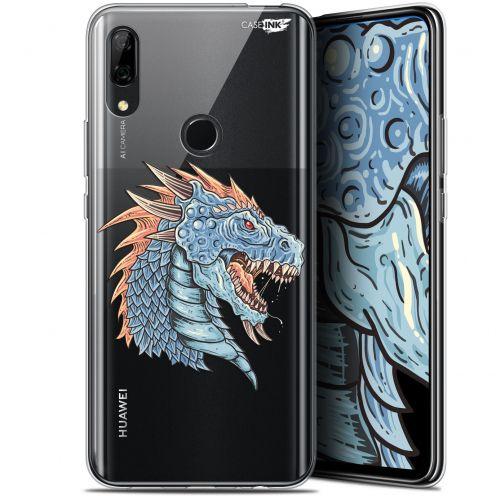 "Coque Gel Huawei P Smart Z (6.6"") Extra Fine Motif - Dragon Draw"