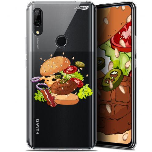 "Coque Gel Huawei P Smart Z (6.6"") Extra Fine Motif - Splash Burger"