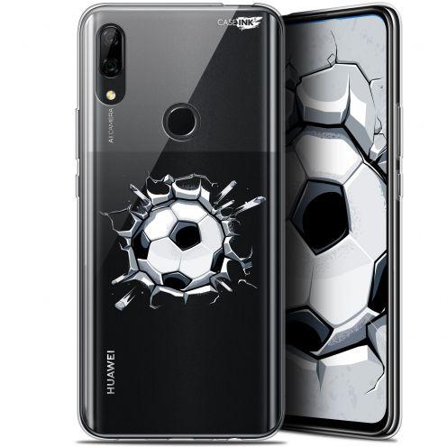 "Coque Gel Huawei P Smart Z (6.6"") Extra Fine Motif - Le Balon de Foot"