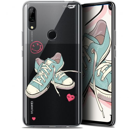 """Coque Gel Huawei P Smart Z (6.6"""") Extra Fine Motif - Mes Sneakers d'Amour"""
