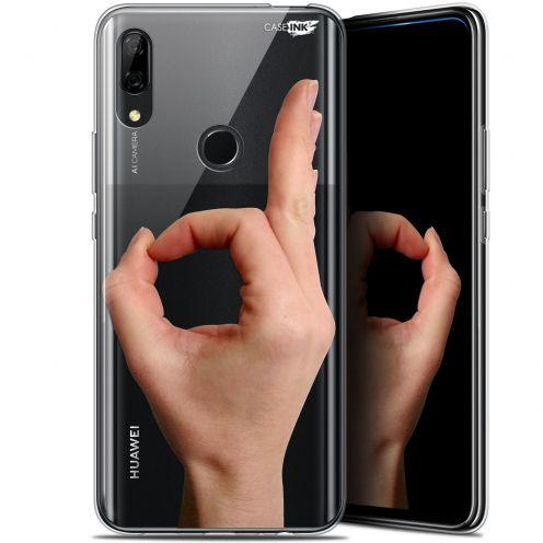 """Coque Gel Huawei P Smart Z (6.6"""") Extra Fine Motif - Le Jeu du Rond"""