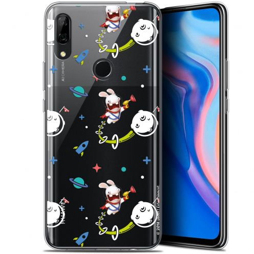 "Coque Gel Huawei P Smart Z (6.6"") Extra Fine Lapins Crétins™ - Space 2"