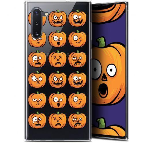 """Coque Gel Samsung Galaxy Note 10 (6.3"""") Extra Fine Halloween - Cartoon Citrouille"""