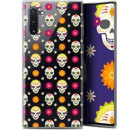 "Coque Gel Samsung Galaxy Note 10 (6.3"") Extra Fine Halloween - Skull Halloween"