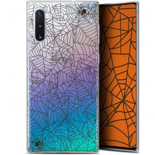 "Coque Gel Samsung Galaxy Note 10 (6.3"") Extra Fine Halloween - Spooky Spider"