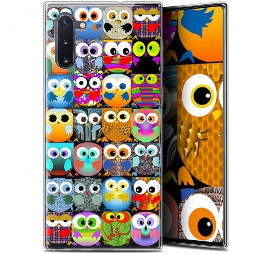 "Coque Gel Samsung Galaxy Note 10 (6.3"") Extra Fine Claude - Hibous"