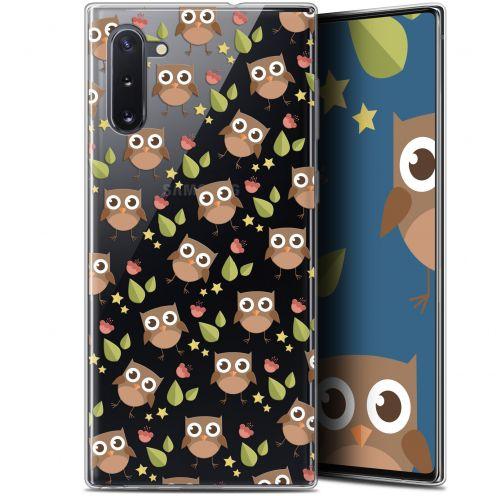 "Coque Gel Samsung Galaxy Note 10 (6.3"") Extra Fine Summer - Hibou"