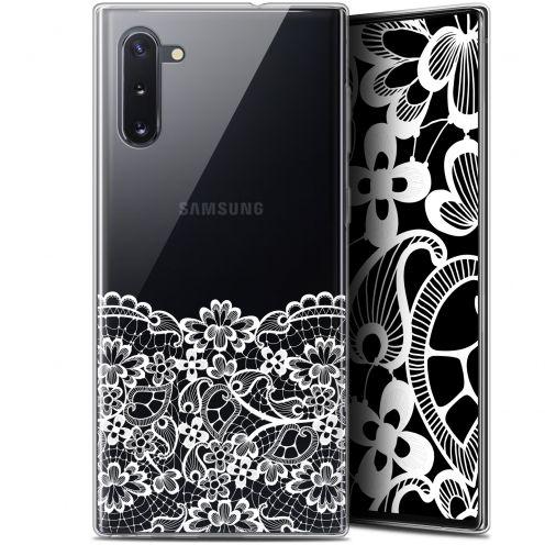 "Coque Gel Samsung Galaxy Note 10 (6.3"") Extra Fine Spring - Bas dentelle"