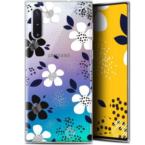 """Coque Gel Samsung Galaxy Note 10 (6.3"""") Extra Fine Motif - Marimeko Style"""