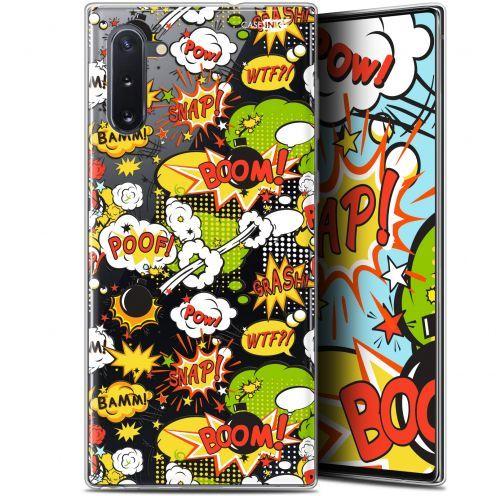 "Coque Gel Samsung Galaxy Note 10 (6.3"") Extra Fine Motif - Bim Bam Boom"