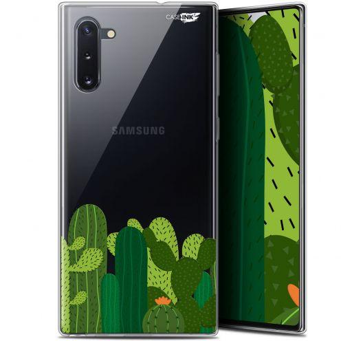 """Coque Gel Samsung Galaxy Note 10 (6.3"""") Extra Fine Motif - Cactus"""