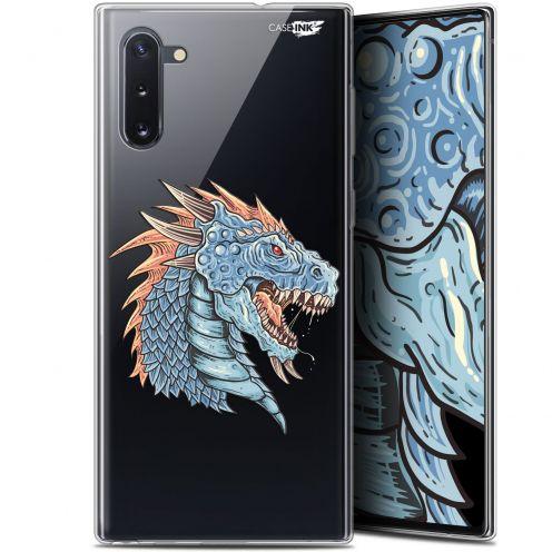 """Coque Gel Samsung Galaxy Note 10 (6.3"""") Extra Fine Motif - Dragon Draw"""
