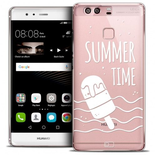 Coque Crystal Rigide Huawei P9 Extra Fine Summer - Summer Time
