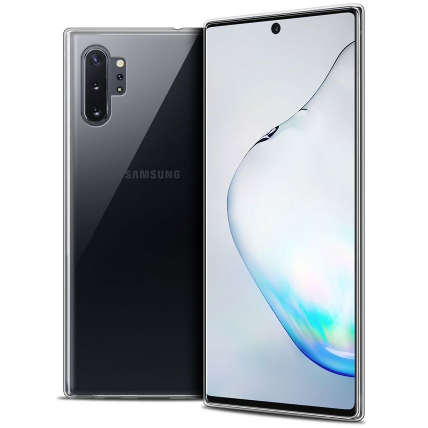 """Coque Samsung Galaxy Note 10+ / Plus (6.8"""") Extra Fine Souple Crystal Clear"""
